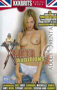 X-Rated Auditions 3 | Adult Rental