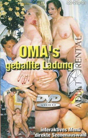 Oma's Geballte Ladung Porn Video Art