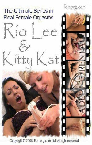 Rio Lee & Kitty Kat Porn Video Art