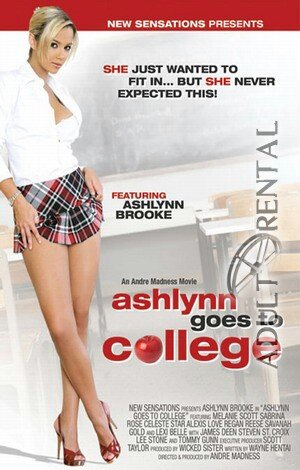 Ashlynn Goes To College Porn Video Art