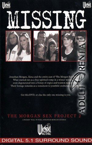 The Morgan Sex Project 2 Porn Video Art