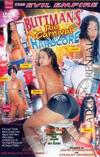 Buttman's Rio Carnival Hardcore | Adult Rental