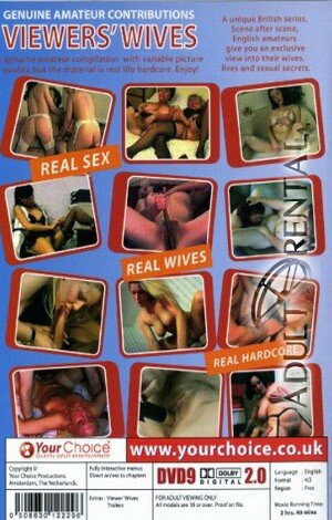 Viewers' Wives 21 Porn Video Art