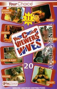 Viewers Wives 20 | Adult Rental