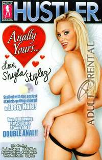 Anally Yours...Love, Shyla Stylez | Adult Rental