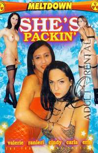 She's Packin | Adult Rental