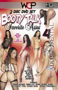 Booty Talk Favorite Asses 4 Disc 1 | Adult Rental