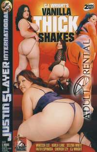 CJ Wright's Vanilla Thick Shakes: Disk 1 | Adult Rental