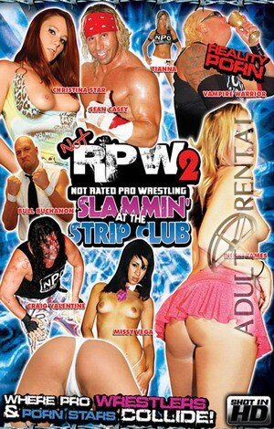 Not RPW 2: Slammin' At The Strip Club Porn Video Art