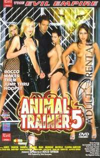 Rocco: Animal Trainer 5 | Adult Rental
