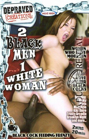 2 Black Men 1 White Woman Porn Video