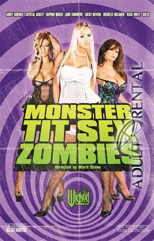 Monster Tit Sex Zombies Porn Video Art