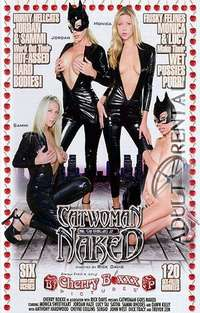 Catwoman Goes Naked | Adult Rental