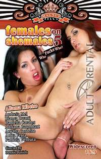 Females On Shemales #5 | Adult Rental