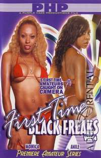 First Time Black Freaks 4 | Adult Rental