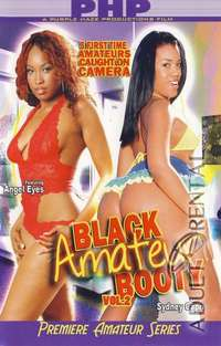 Black Amateur Booty 2 | Adult Rental