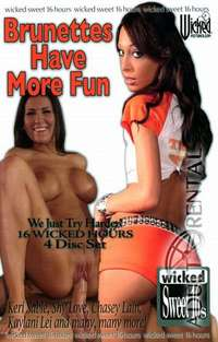Brunettes Have More Fun Disc 2 | Adult Rental