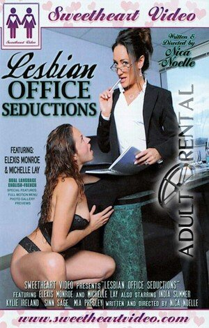Lesbian Office Seductions Porn Video Art