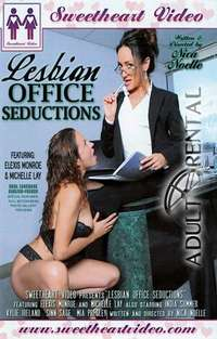 Lesbian Office Seductions | Adult Rental