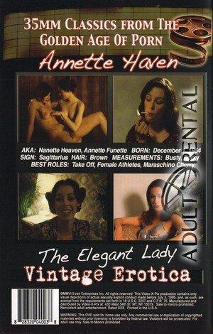 Annette haven vintage erotica right!
