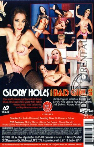 Glory Holes And Bad Girls Porn Video Art