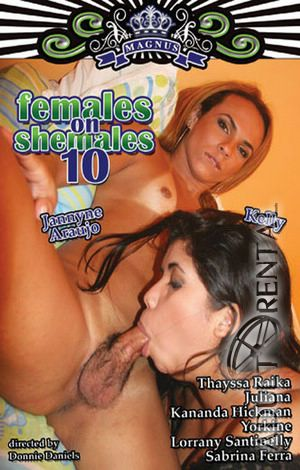Females On Shemales #10 Porn Video Art