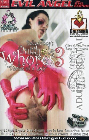 Butthole Whores 3 Porn Video
