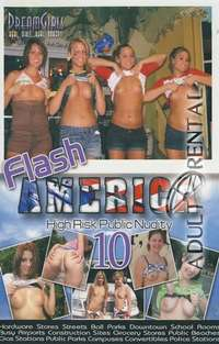 Flash America 10 | Adult Rental