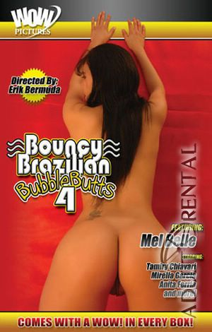Bouncy Brazilian Bubble Butts 4 Porn Video Art