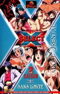 Select X 3 | Adult Rental