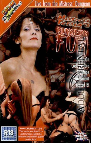 Mistress Persia's Dungeon Fun Porn Video Art