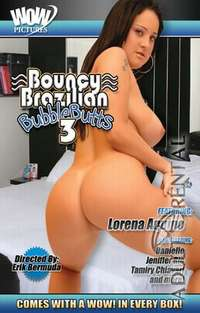 Bouncy Brazilian Bubble Butts 3 | Adult Rental