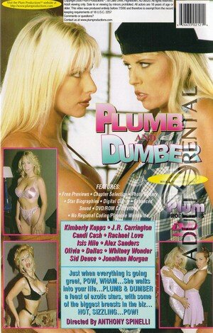 Plumb And Dumber Porn Video Art