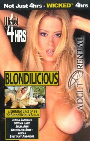 Blondilicious Porn Video Art