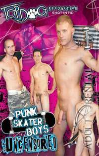 Punk Skater Boys Uncensored | Adult Rental