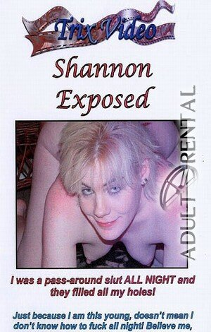 Shannon Exposed Porn Video