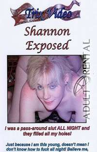 Shannon Exposed | Adult Rental