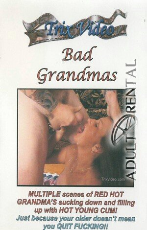 Bad Grandmas Porn Video Art