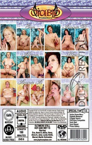 Oldtimers, Still Hot and Wet 15 Porn Video Art