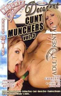 Decadent Cunt Munchers 3 | Adult Rental