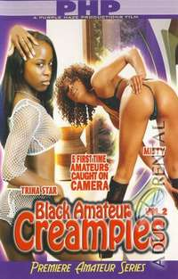 Black Amateur Creampies 2 | Adult Rental