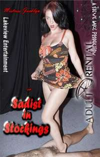 Sadist In Stockings | Adult Rental