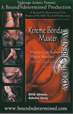 Xtreme Bondage Master Porn Video