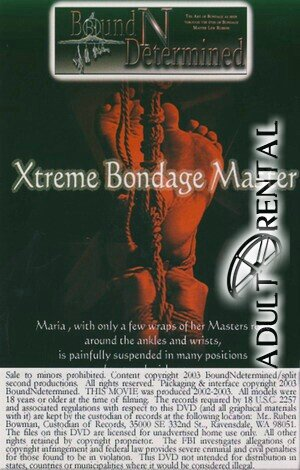 Xtreme Bondage Master Porn Video Art