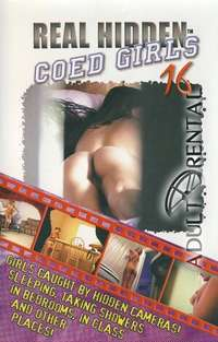 Real Hidden Coed Girls #16 | Adult Rental