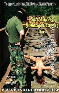 Sgt Major's Bondage Classics | Adult Rental