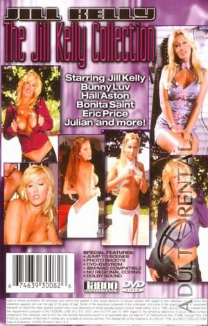 The Jill Kelly Collection Porn Video Art