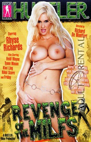 Revenge Of The MILFS Porn Video Art