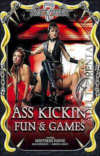 Ass Kickin' Fun And Games | Adult Rental