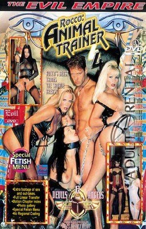 Rocco: Animal Trainer 4 Porn Video Art